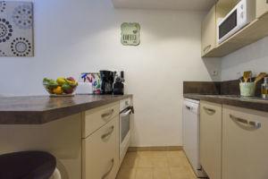 Cuisine et bar villa Santa Giulia