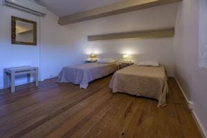 Chambre résidence Santa Giulia