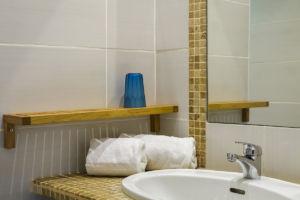 Salle de bain résidence villa à Porto Vecchio