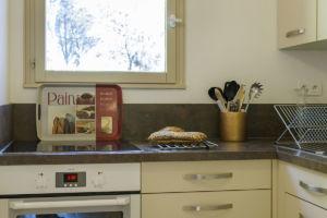 Santa Giulia résidence avec cuisine