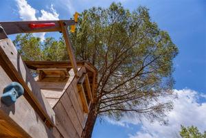 Parc de jeux pour enfants résidence Les Pins de Santa Giulia