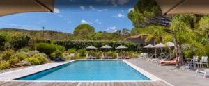 Grande piscine résidence 3 étoiles Santa Giulia