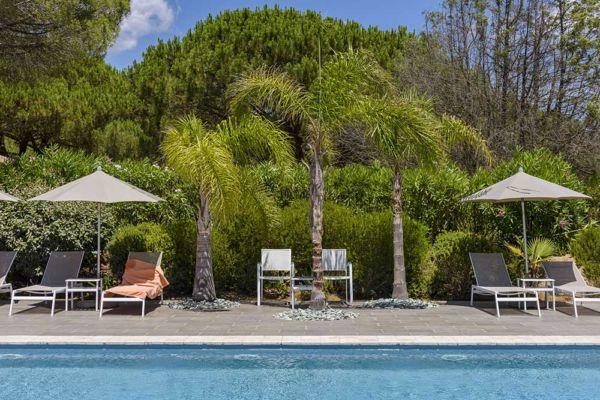 Residence avec pool Santa Giulia