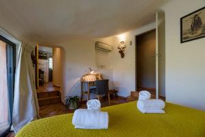 Chambre Villa location villa Palombaggia
