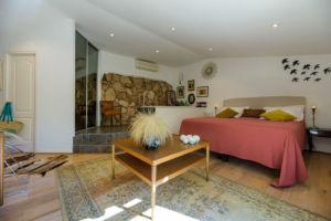 Chambre location villa Palombaggia