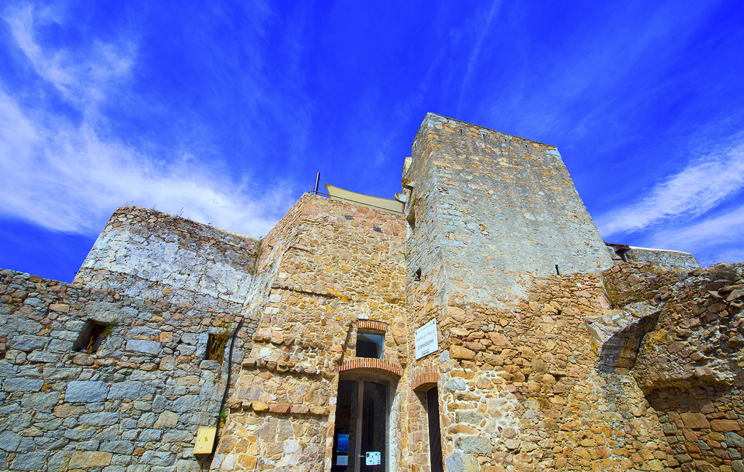 La Citadelle de la ville de Porto-Vecchio
